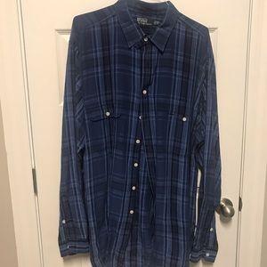 2xlt polo shirt